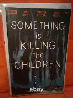 Something is Killing the Children #1 first print NM