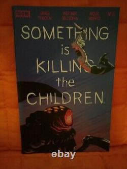 Something is Killing the Children #5 first print NM
