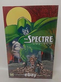 Spectre Wrath of The Spectre DC Omnibus New Sealed Neal Adams Jim Aparo