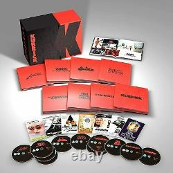 Stanley Kubrick Limited Edition Film Collection (4K Ultra HD + Blu-ray)