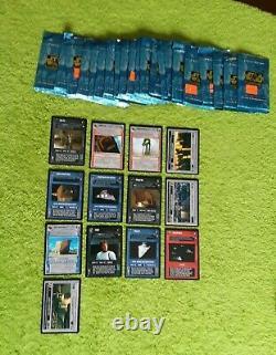 Star Wars Vintage ccg collection. Premiere, New hope, Hoth, Endor, Cloud, Sp Ed etc