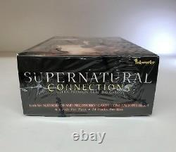 Supernatural Connections Sealed Trading Card Hobby Box Inkworks 2008