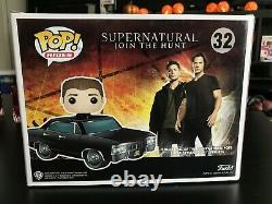 Supernatural Funko Pop Baby With Dean Ride 2017 Summer Convention Exclusive