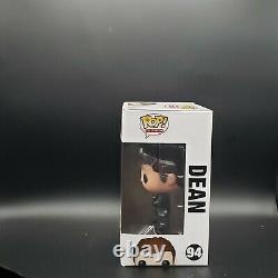Supernatural Funko Pop Dean Winchester Undercover FBI Hot Topic Exclusive 3