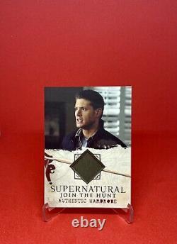Supernatural Seasons 1-3 Wardrobe Card M16 Dean Winchester Jensen Ackles Relic