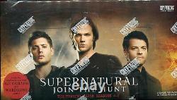 Supernatural Seasons 4-6 Factory Sealed Hobby Box