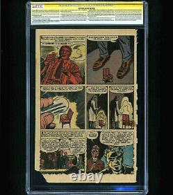 Tales to Astonish #27 CGC SS Stan Lee 1st Pg Only 1ST ANT MAN Nice Sig and Art