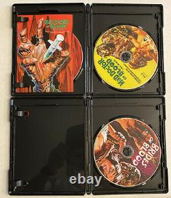 The Blood Island Collection Ltd #1613/3500 Blu-Ray Box Set Severin Films OOP