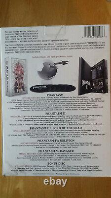 The Phantasm Sphere Collection (Blu-ray, 2019, 6-Disc) Limited Edition
