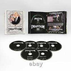The Phantasm Sphere Collection (WGU03098B) (Blu-ray) Well Go USA