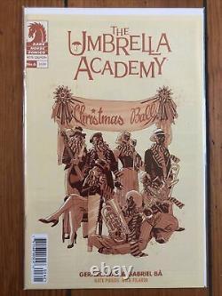 Umbrella Academy Hotel Oblivion 1-7 Gerard Way Gabriel Ba Cover B Variant Set NM