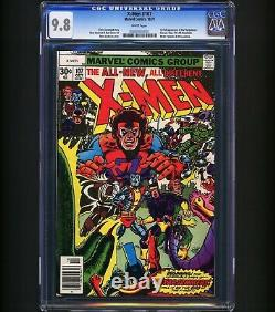 X-Men #107 CGC 9.8 1ST STARJAMMERS & IMPERIAL GUARD +Many More HUGE KEY 1st Apps
