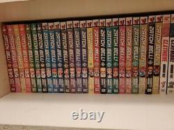 Zatch Bell! By Makoto Raiku Complete set English Viz Media volumes 1-25